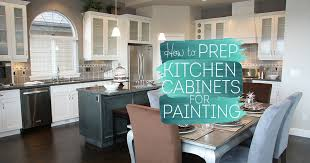 how to prep cabinets for painting sound finish cabinet painting refinishing seattle how to