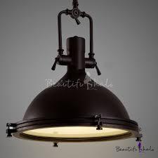 Nautical Pendant Lights Lovable Industrial Pendant Light Nautical Pendant Light In Antique