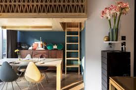 75 Square Meters To Feet 366 Square Foot Apartment Gets Space Saving Renovation Curbed