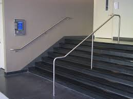 stainless steel banister rails stainless steel stair railing designs victoria homes design
