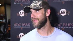 madison bumgarner laughs at question about how he would pitch to