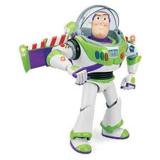 toy story buzz lightyear talking action figure toys