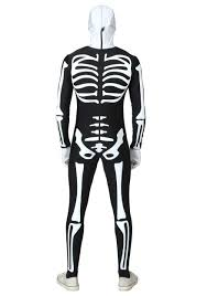 the karate kid authentic skeleton suit