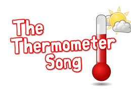 the thermometer song song for kids about temperature youtube