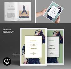 fashion brochure template 40 beautiful indesign fashion brochure
