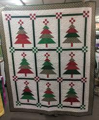 o christmas tree quilt class