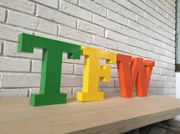 Home Decor Letters Metal