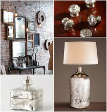 Mixing Silver And Gold Home Decor by 17 Apart How To Diy Antiqued Mercury Mirror Glass
