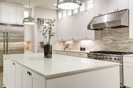 kitchen cabinets with white quartz countertops enhance your modern kitchen with white quartz countertops