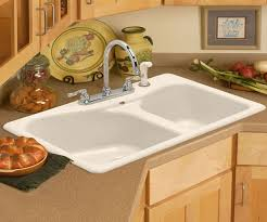 corner kitchen sink cabinet plans 15 cool corner kitchen sink designs home design lover