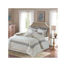 bombay emerson comforter set blue emerson comforter and natural