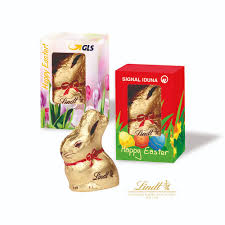 lindt easter bunny personalised lindt boxed easter bunny easter distinctive