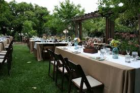 Simple Backyard Wedding Ideas by Decoration Backyard Wedding 2 Adorable Backyard Wedding At Home