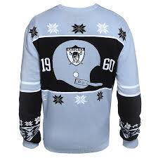 raiders christmas sweater with lights cotton retro ugly sweaters uglyteams