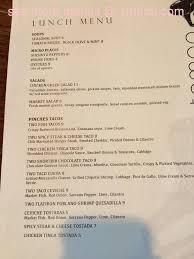 Urban Soup Kitchen Menu - online menu of tempo urban kitchen restaurant brea california