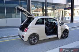Fiat 500 Interior Fiat 500 Review 2013 Fiat 500 Sport Interior Forcegt Com