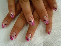 nail painting celebrity december 2010