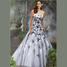 black lace wedding dresses sweetheart black and white lace wedding dress 60 about