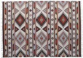 carpet area rug with tassels u2013 multicolored hand woven floor
