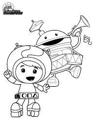 team umizoomi coloring pages printable team umizoomi coloring