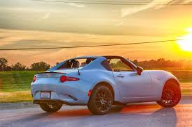 new mazda old and new mazda miatas demonstrate why driving matters