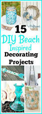 15 diy beach inspired home decor projects beach cottages beach