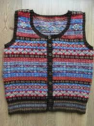fair isle vest pattern patterns gallery fair isle and multi