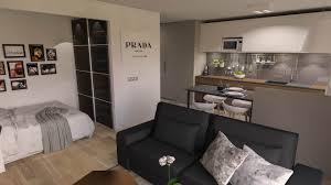 projet cuisine 3d architecture intérieure rénovation d un appartement ambiance