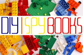 Halloween I Spy Printable Rainbow U2026diy I Spy Books