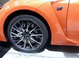 lexus rc f tire size file the tire wheel of lexus rc f u201ccarbon exterior package u201d usc10