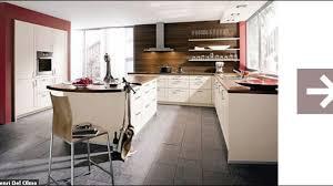 plan de cuisine moderne avec ilot central cuisine îlot central plans conseils d aménagement photos