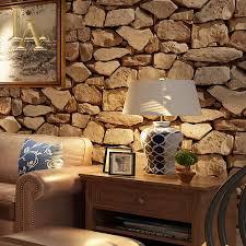 online get cheap brick pvc wallpaper aliexpress com alibaba group