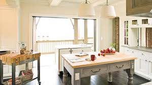 kitchens with islands images stylish kitchen island ideas southern living