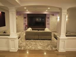 Ideas For Finishing Basement Walls Best 25 Small Basement Remodel Ideas On Pinterest Small