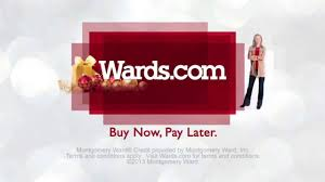wards credit buy now pay later shopping