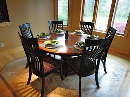 Round Kitchen Table Seats Of With Sets For  Inspirations - Round kitchen table sets for 6