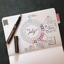 Journal Design Ideas Best 25 Calendar Journal Ideas On Pinterest Notebook Ideas