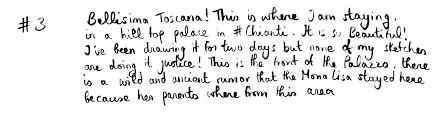 a postcard from italy vignamaggio blog