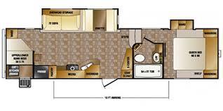 crossroads fifth wheel floor plans 2015 crossroads rv cruiser aire fifth wheel series m 30 bh specs and
