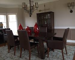 chairs as dining room sets for small apartments facing small oval