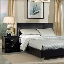 Meridian Bedroom Furniture by Standard Furniture Nightstands Meridian Black 64407 2 Drawers