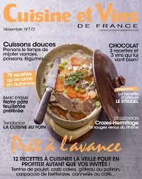 cuisine et vin télécharger cuisine et vins de n 172 novembre 2016