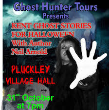 kent ghost stories for halloween by author neil arnold tickets