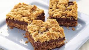chocolate oat bars recipe bettycrocker com