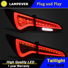 hyundai santa fe tail light assembly lever lights for hyundai ix45 tail lights 2013 2016 new santa fe