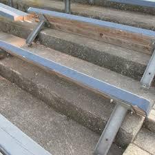Stadium Bench California Memorial Stadium Artifacts Tokens U0026 Icons