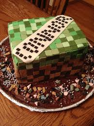 33 best specialty cakes images on pinterest minecraft party