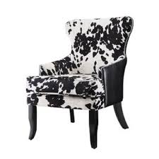 Animal Print Desk Chair Animal Print Black Accent Chairs You U0027ll Love Wayfair