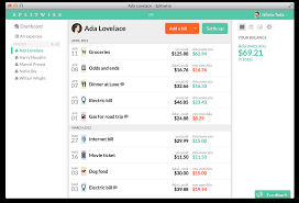 Bill Payment Spreadsheet Split Expenses With Friends Splitwise