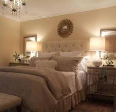 Mirror As A Headboard I Want A Headboard Like This Fabric Maybe Different Color All